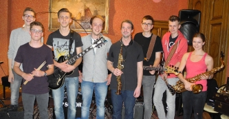 Band Session der Musikschule