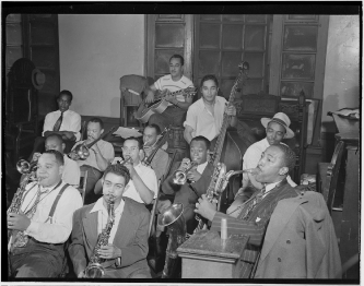 Jazz Band  / © Abb. Library of Congress, Washington D.C.